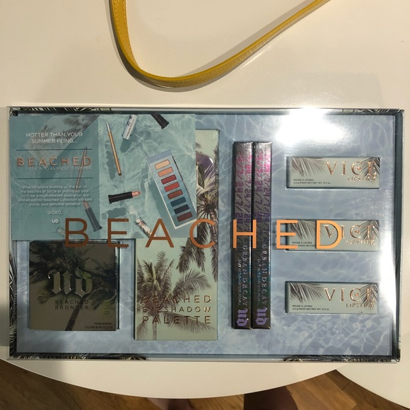 Urban Decay Other - Limited Edition Beach Collection Kit